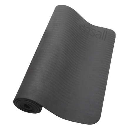 Exercise mat Comfort 7mm - Black, Casall