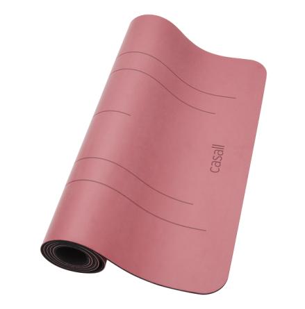 Casall Yoga mat Grip&Cushion III 5mm - Comfort Pink/Black