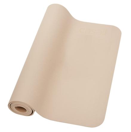 Yoga mat Bamboo 4mm - Natural
