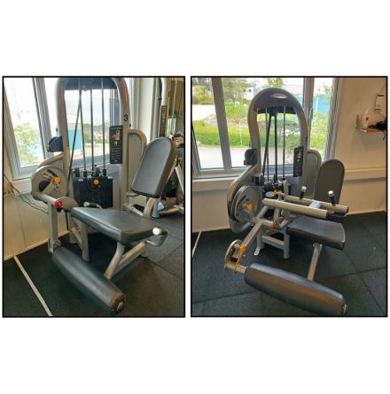 8 st gymmaskiner + 5 st konditionsmaskiner Matrix